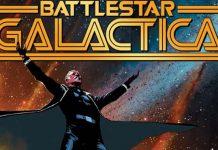 Battlestar Galactica Destacada
