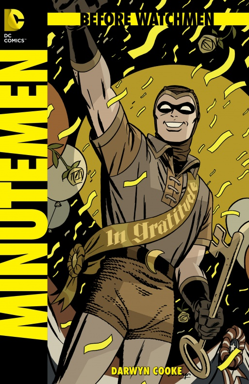 Before Watchmen - Minutemen 01