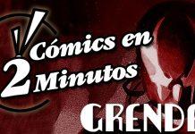 Cómics en 2 Minutos: Grendel