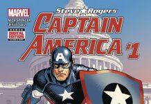 Captain America Steve Rogers Destacada