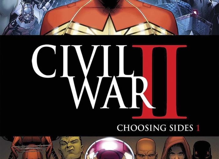 Civil War II Choosing Sides Destacada