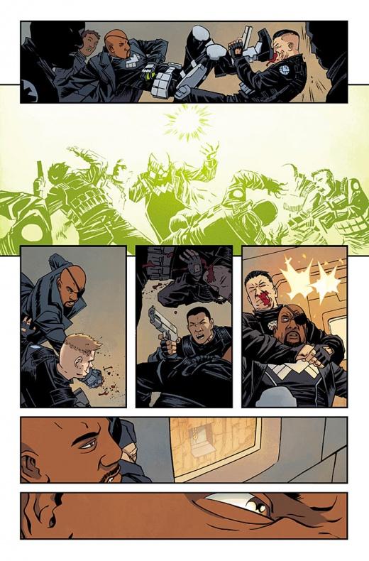 Civil War II Choosing Sides Página interior (2)
