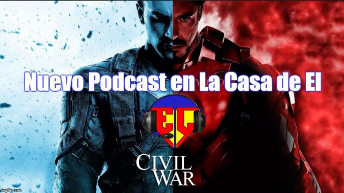 Podcast Civil War