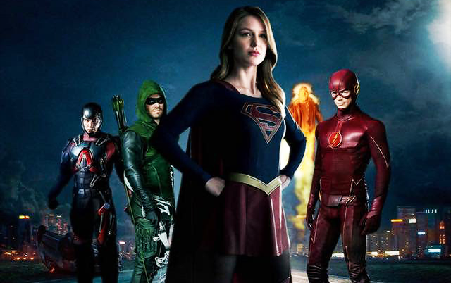 DC COMICS - The CW TV