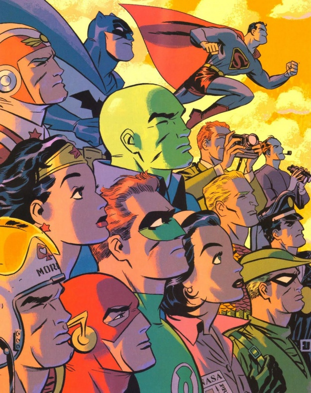 DC The New Frontier 01