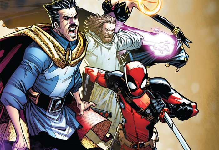 Deadpool Last Days Of Magic Destacada