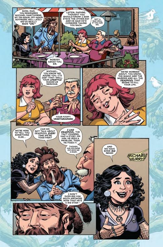 Deadpool Last Days Of Magic Página interior (2)
