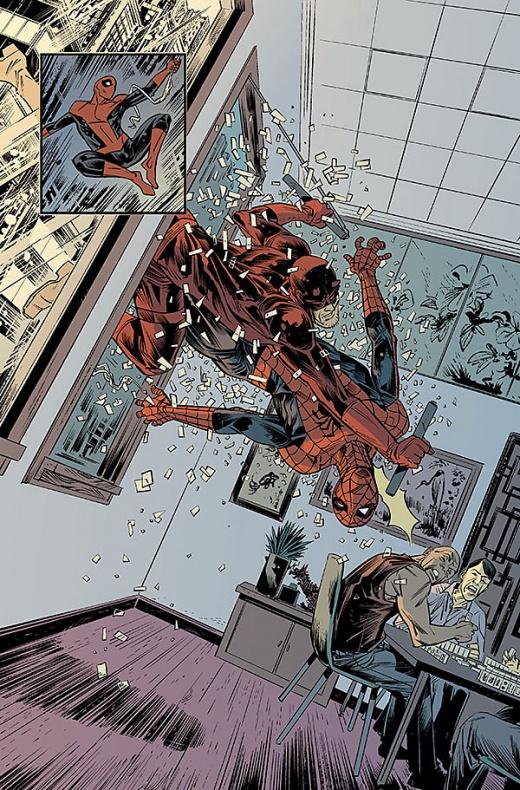Deadpool v Gambit Página interior 2