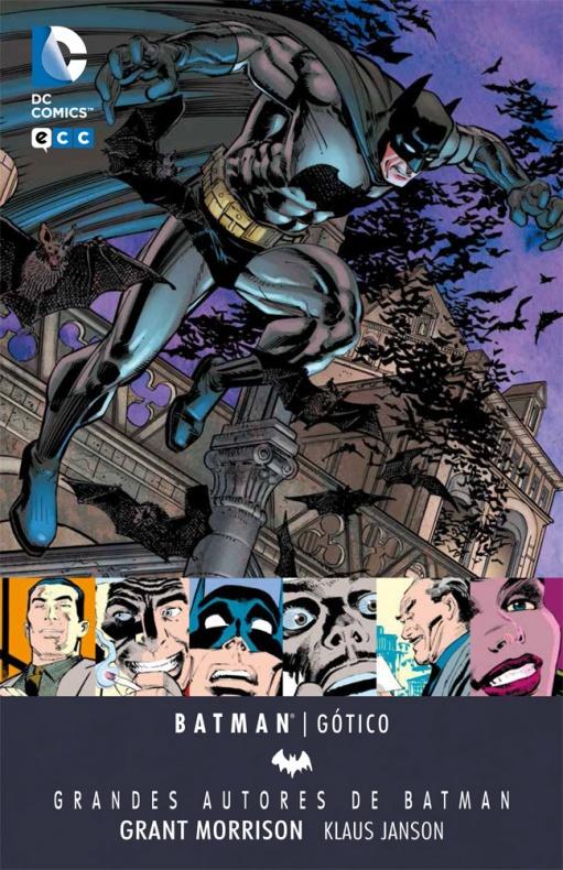 Tomo de Batman: Gótico