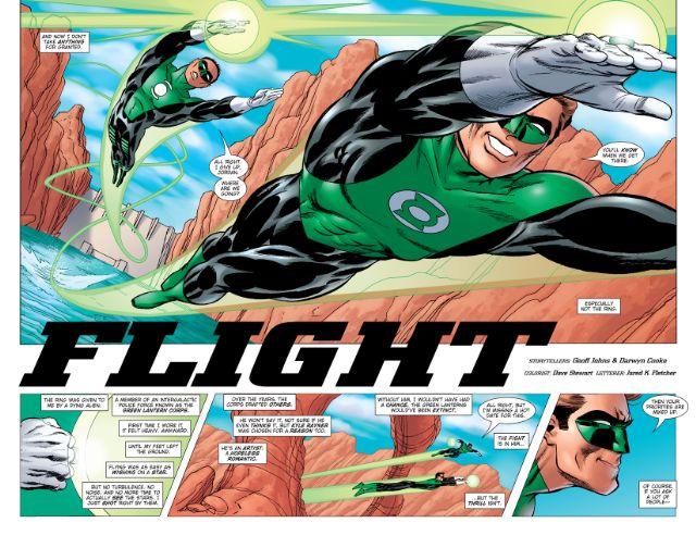 Green Lantern Secret Files