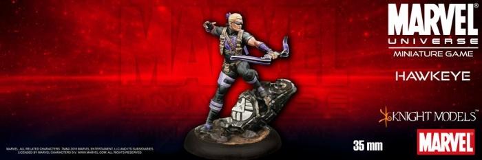 Hawkeye Knight Models