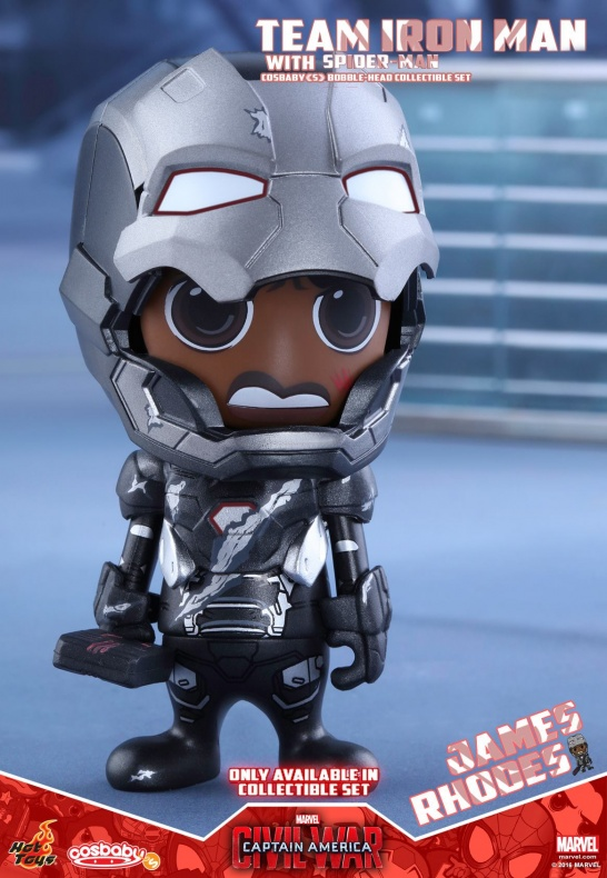 Hot Toys Team Iron Man (1)