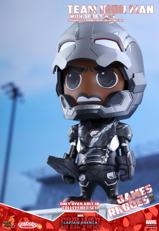 Hot Toys Team Iron Man (3)
