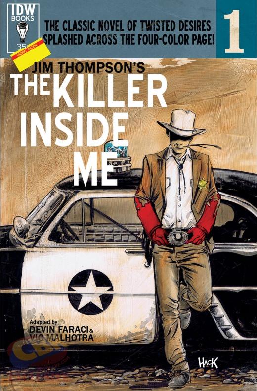 IDW Killer inside me b
