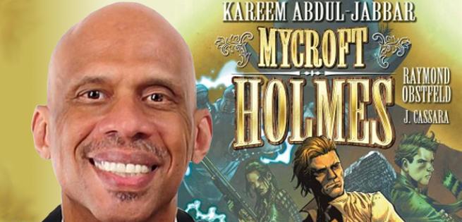Kareem Abdul-Jabbar Mycroft Holmes