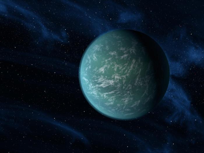 Kepler-22b - Kamino - Nasa