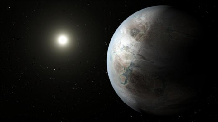 Kepler-452b - Coruscant - Nasa