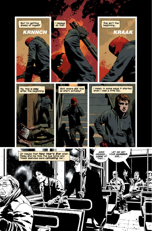 Kill Or Be Killed Página interior 7