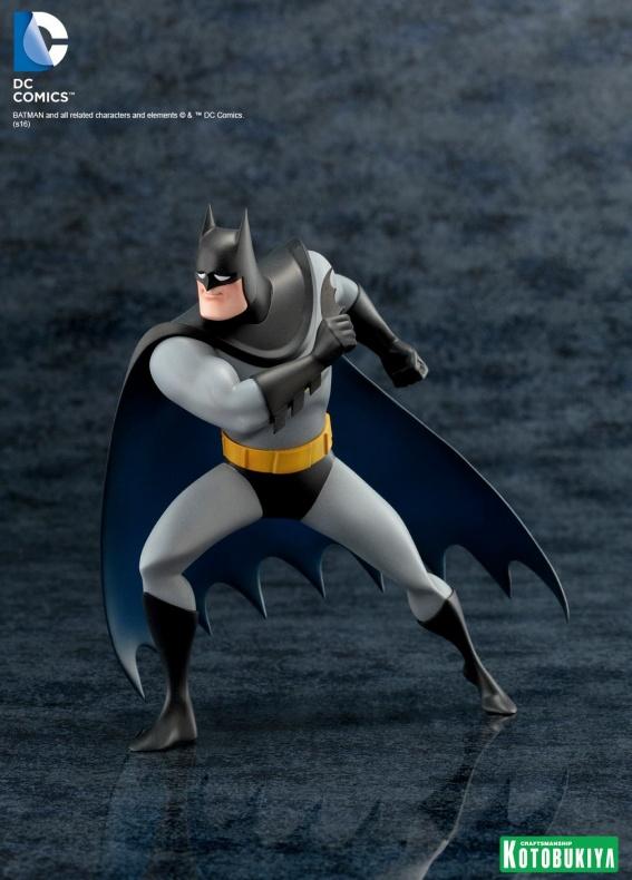 Kotobukiya batman serie animada 10