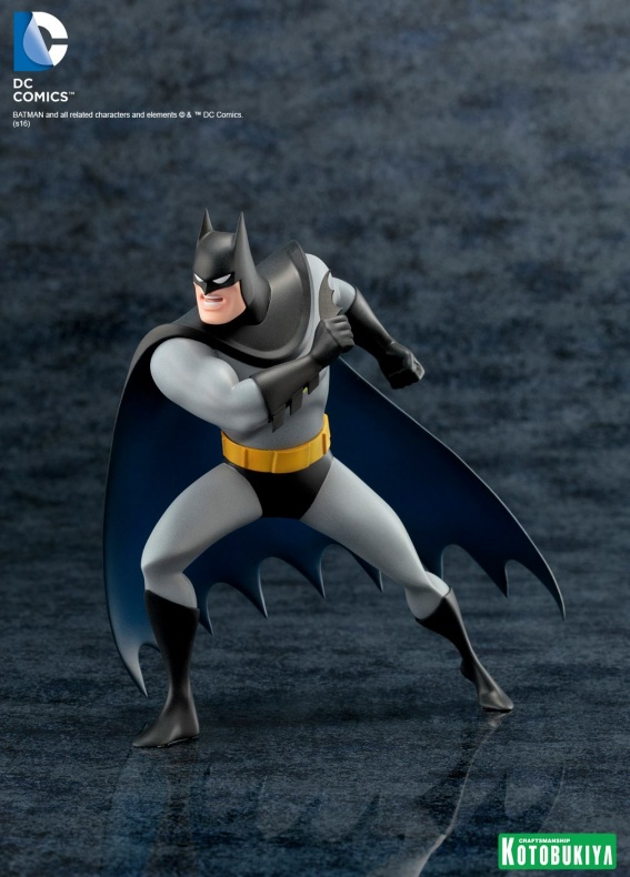 Kotobukiya batman serie animada 12