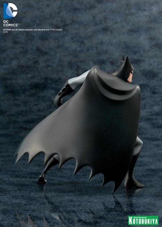 Kotobukiya batman serie animada 4