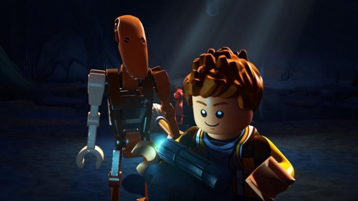 Lego Star Wars Freemaker