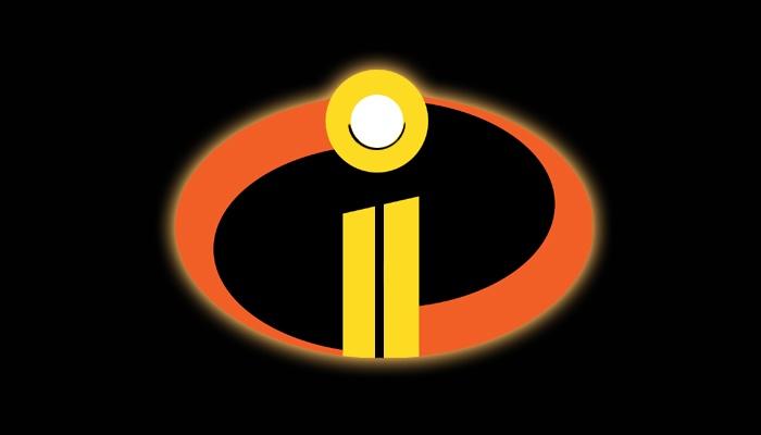 Los Increíbles 2 - logo