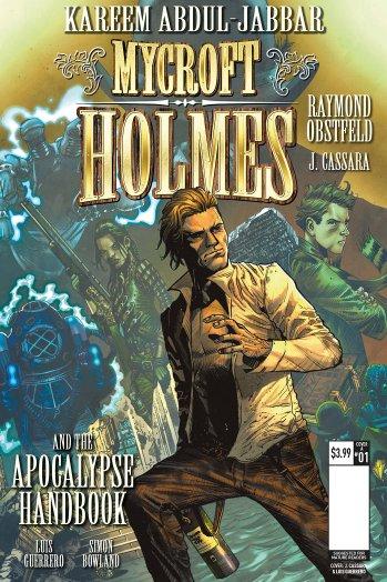Mycroft Holmes Portada