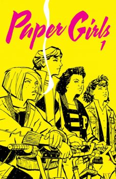 Paper Girls número 1