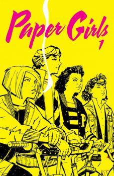 Paper Girls número 1