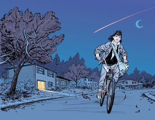Erin, de Paper Girls