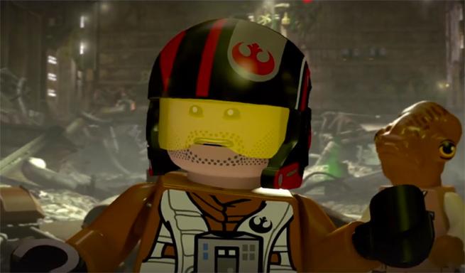 Poe Dameron LEGO