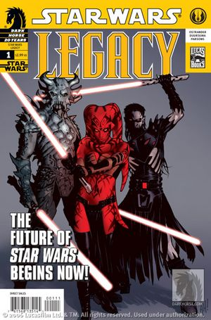 Portada Star Wars 13