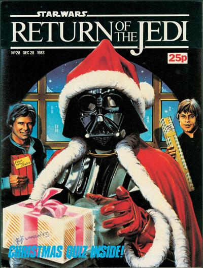 Portadas Star Wars 1
