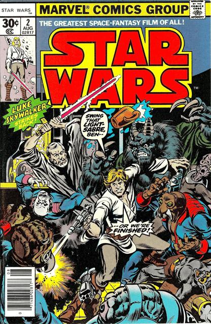 Portadas Star Wars 11
