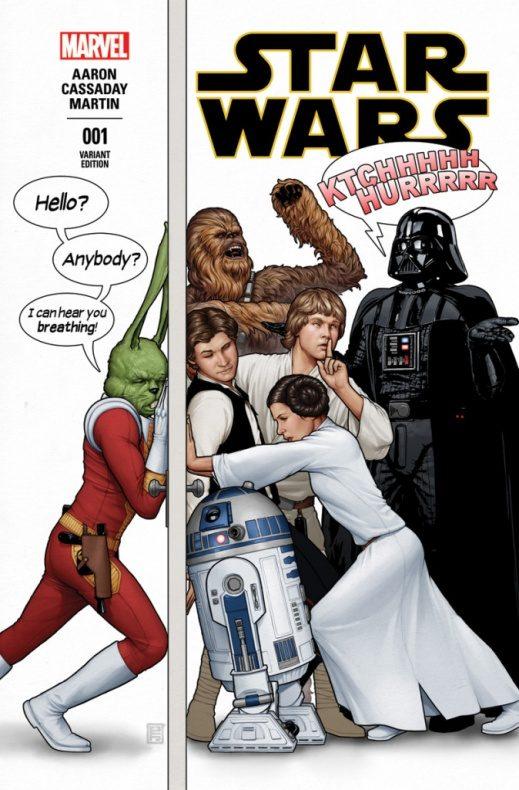Portadas Star Wars 3