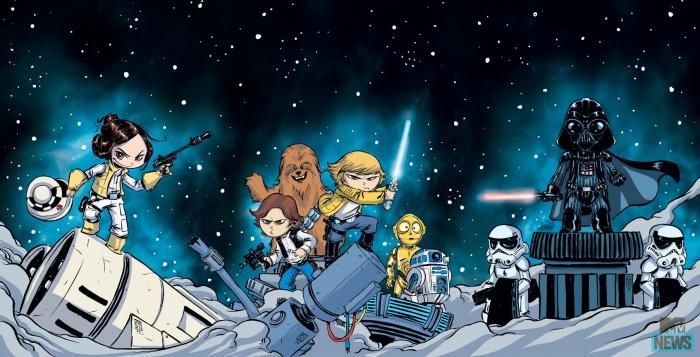 Portadas Star Wars 4