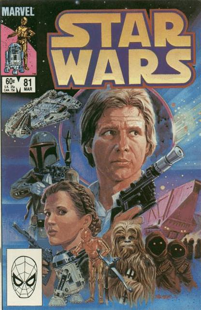 Portadas Star Wars 5