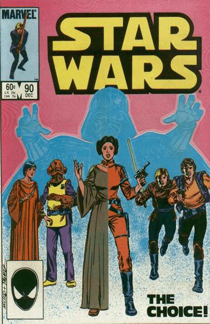Portadas Star Wars 8