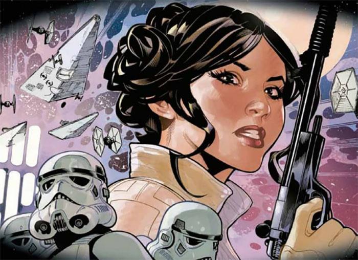 Princesa Leia tomo
