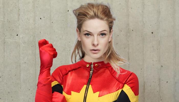 Rebecca Ferguson - Captain Marvel