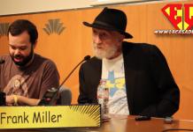 Rueda de prensa de Frank Miller