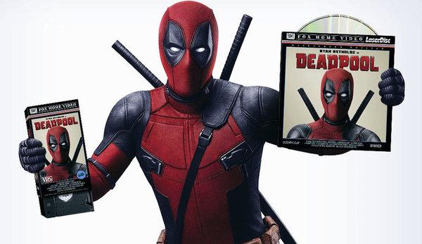 Ryan Reynolds anuncia la fecha para el Blu ray de Deadpool landscape