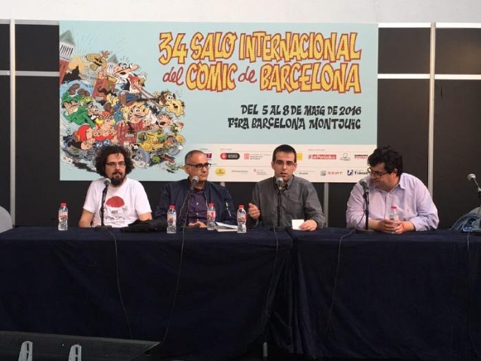 SCB16 Charla de Asociación de Críticos Españoles