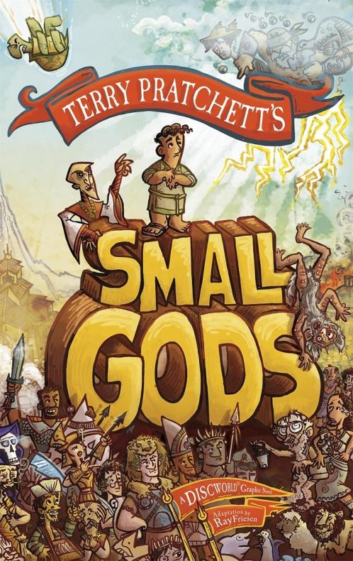 Small Gods Comic