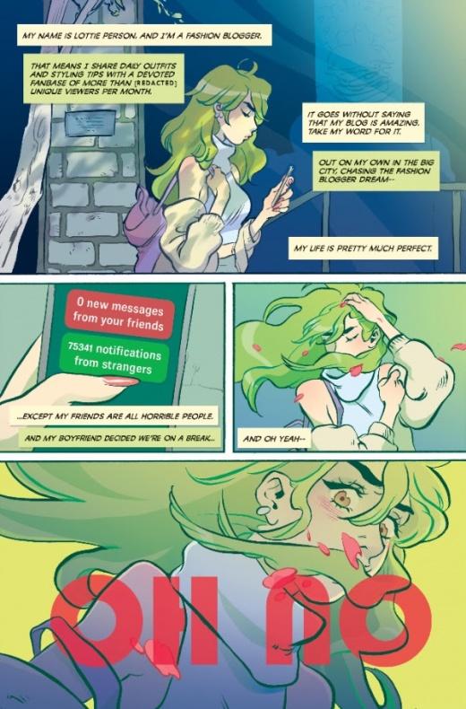 Snotgirl Página interior (4)