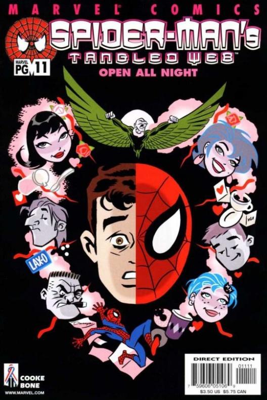 Spider Man Tangled Web 11