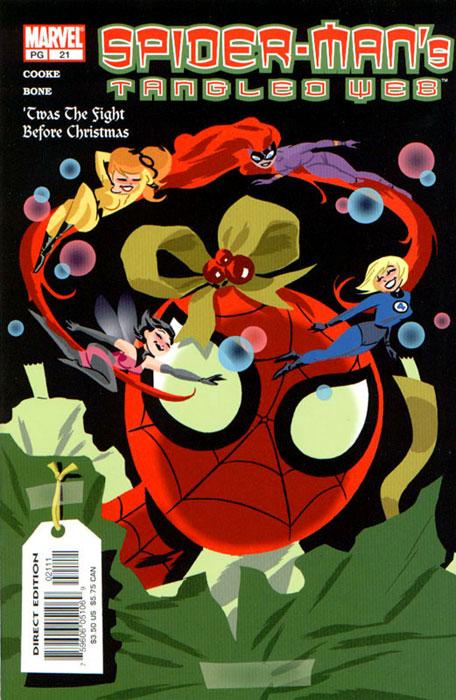 Spider Mans Tangled Web Vol 1 21