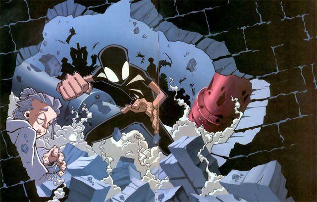 Spiderman-manga-traje-negro