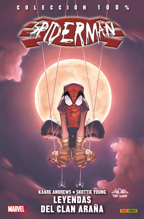 Spiderman-manga